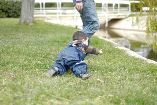 Libertad de los niños en peligro