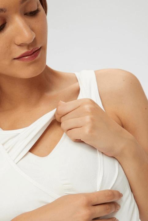 Pack camisetas lactancia básicas