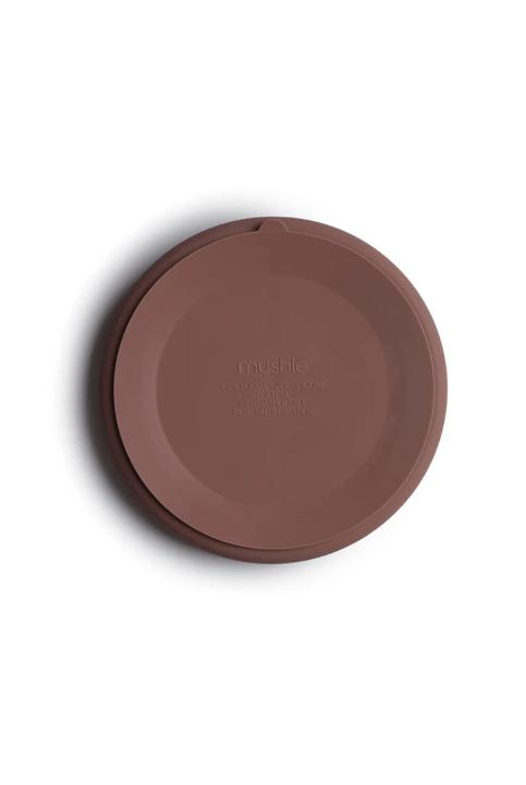 Plato de silicona con ventosa Mushie