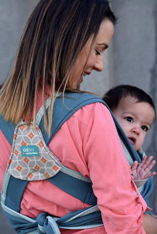 mochila portabebebés Emily
