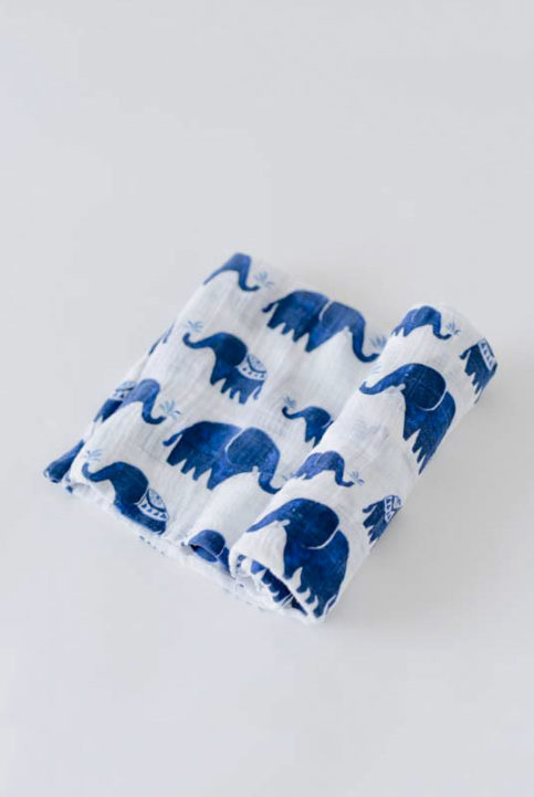 muselina algodon 120x120 elefantes
