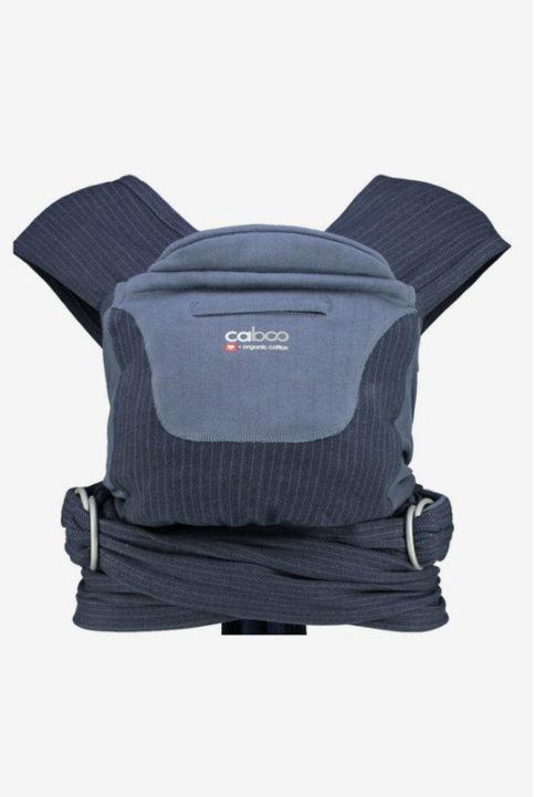 mochila portabebe Caboo organic