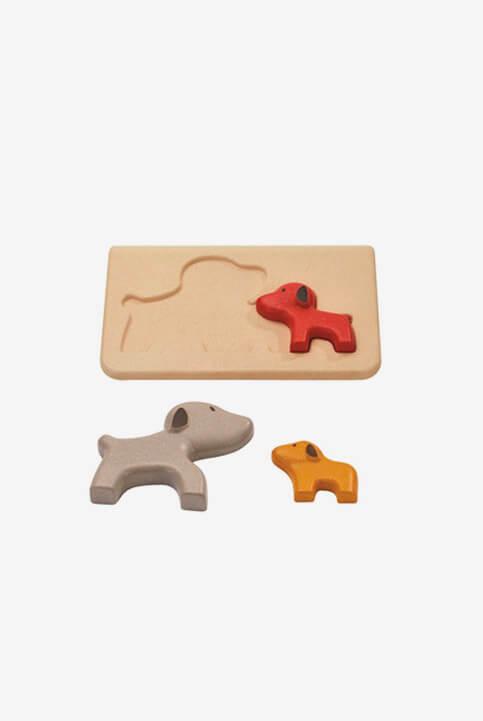 Puzzle de perros