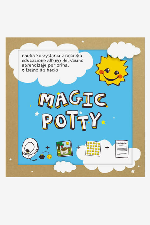 Libro Magic Potty
