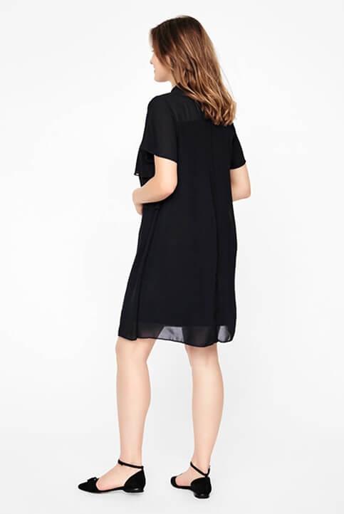 Vestido Magnolia negro