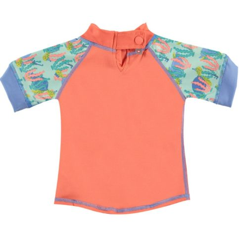 Camiseta UV tortugas