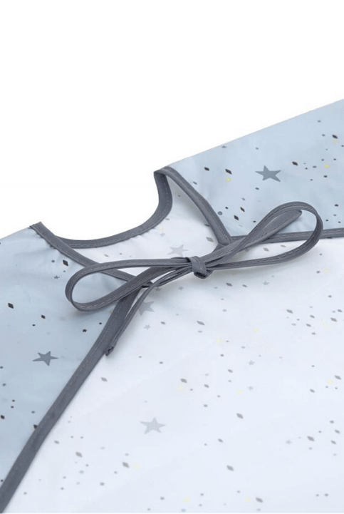 Babero impermeable estrellas Lassig