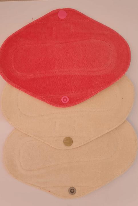 Salva slips de tela