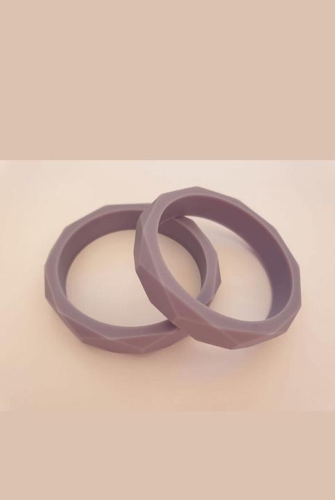 Pulsera silicona denticion