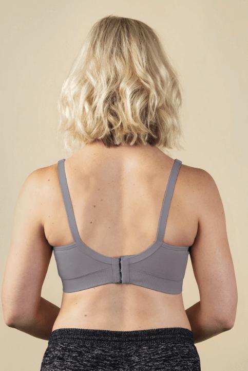 Sujetador body silk seamless Bravado gris