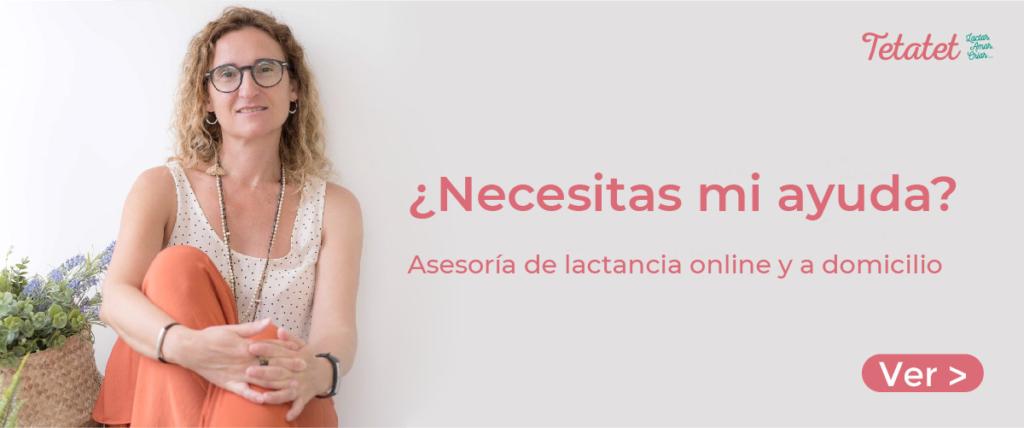 Foto de Amaparo Moncholí ¿Necesitas mi ayuda? Asesoría de lactancia online ya a domicilio en Valenica
