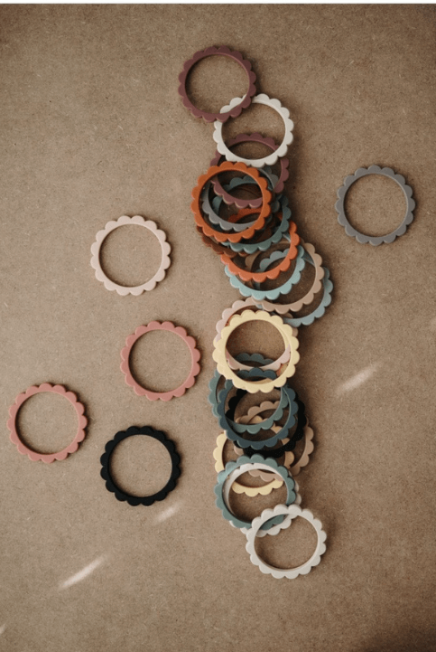 Set de 3 brazaletes Mushie