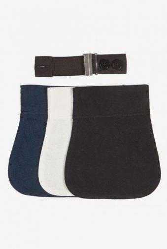 Cinturón extensor pantalones embarazo y postparto